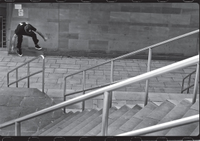Peter Ramondetta – HUF 'Euro Stoops Tour' 2013