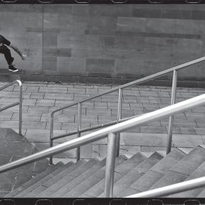 Peter Ramondetta – HUF 'Euro Stoops Tour'2013