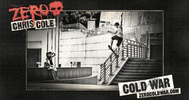 Chris Cole - Cold War Advert
