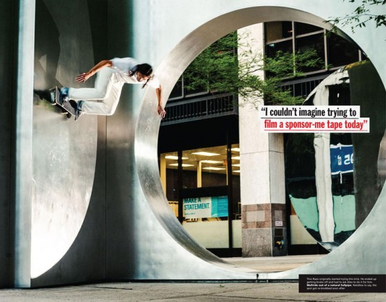 Alex Olson - Wallride