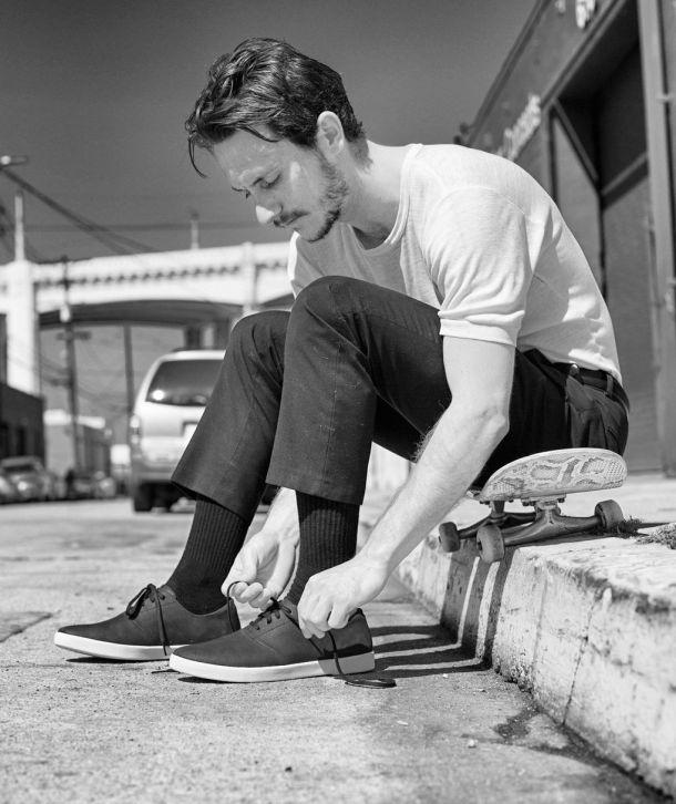 austyn tie shoe