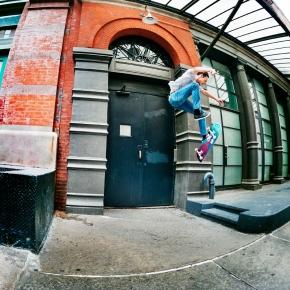 Austyn Gillette talks knee injuries, 3D Skateboards, HUF & his debutshoe.