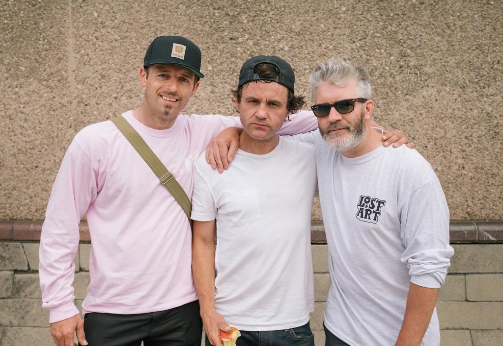 Dalton, Jimmy, Mackey
