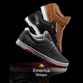 The Welcome Footwear Guide – Emerica Westgate CC & Vulc Mid