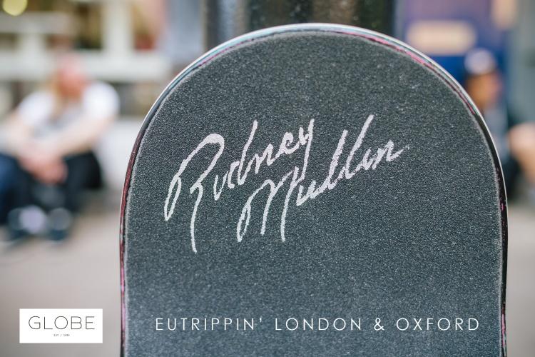 Globe EUTRIPPIN' Tour 2015, Photography by Chris Johnson.