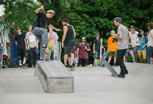 Louie Barletta, Blunt Fakie, Photo: CJ.