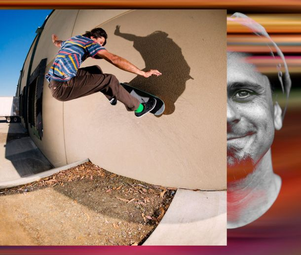 Frontside Wallride