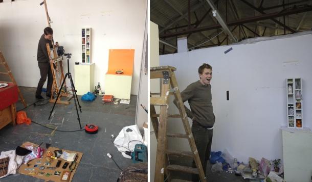 Nick Jensen, Curiosities series, studio photo