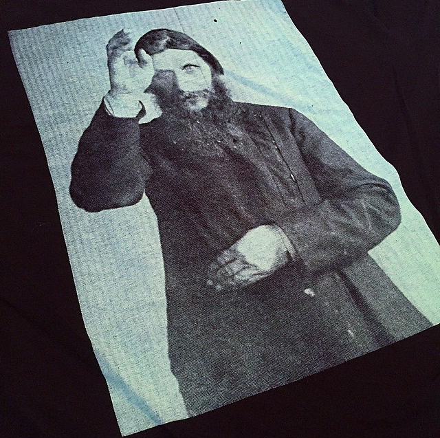 Rasputin Graphic