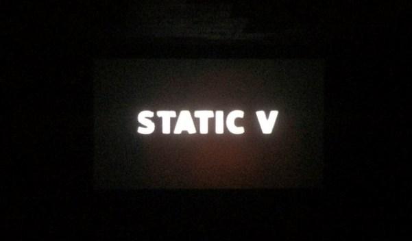 Static V