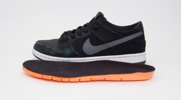 Nike SB Ishod Wair Dunk Low Pro Insole & Shoe