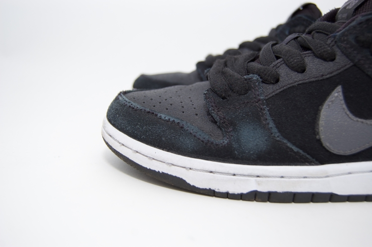 Nike SB Ishod Wair Dunk Low Toe Box