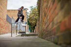 Tom Knox on 'Vase' & IsleSkateboards