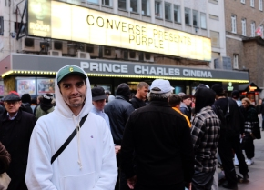 Converse Cons 'Purple' London Premiere Recap