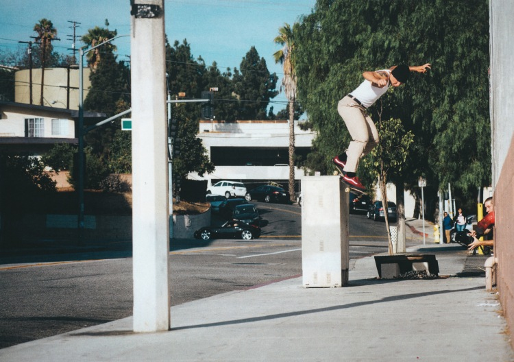 Getting to know Elijah Berle with Corey Duffel interview header Welcome Skate Store blog