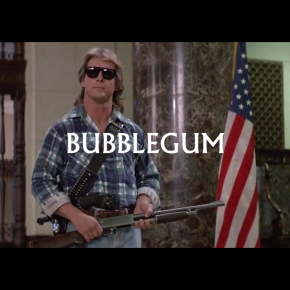 BUBBLEGUM: exploring John Carpenter's 'They Live'