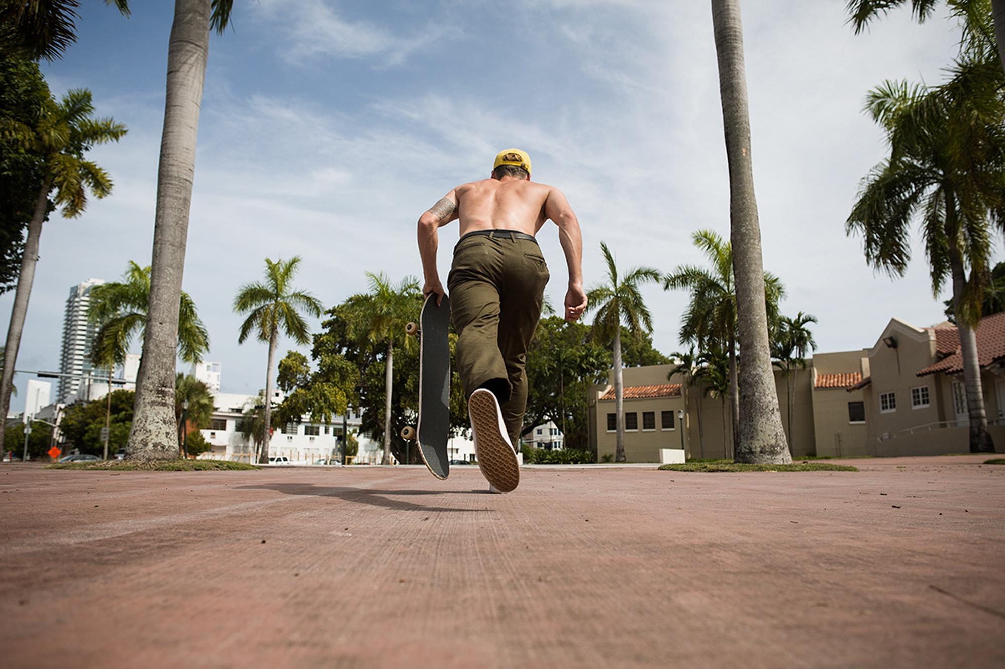 Brad Cromer, Sidewalk Magazine Interview - Farran Golding Portfolio
