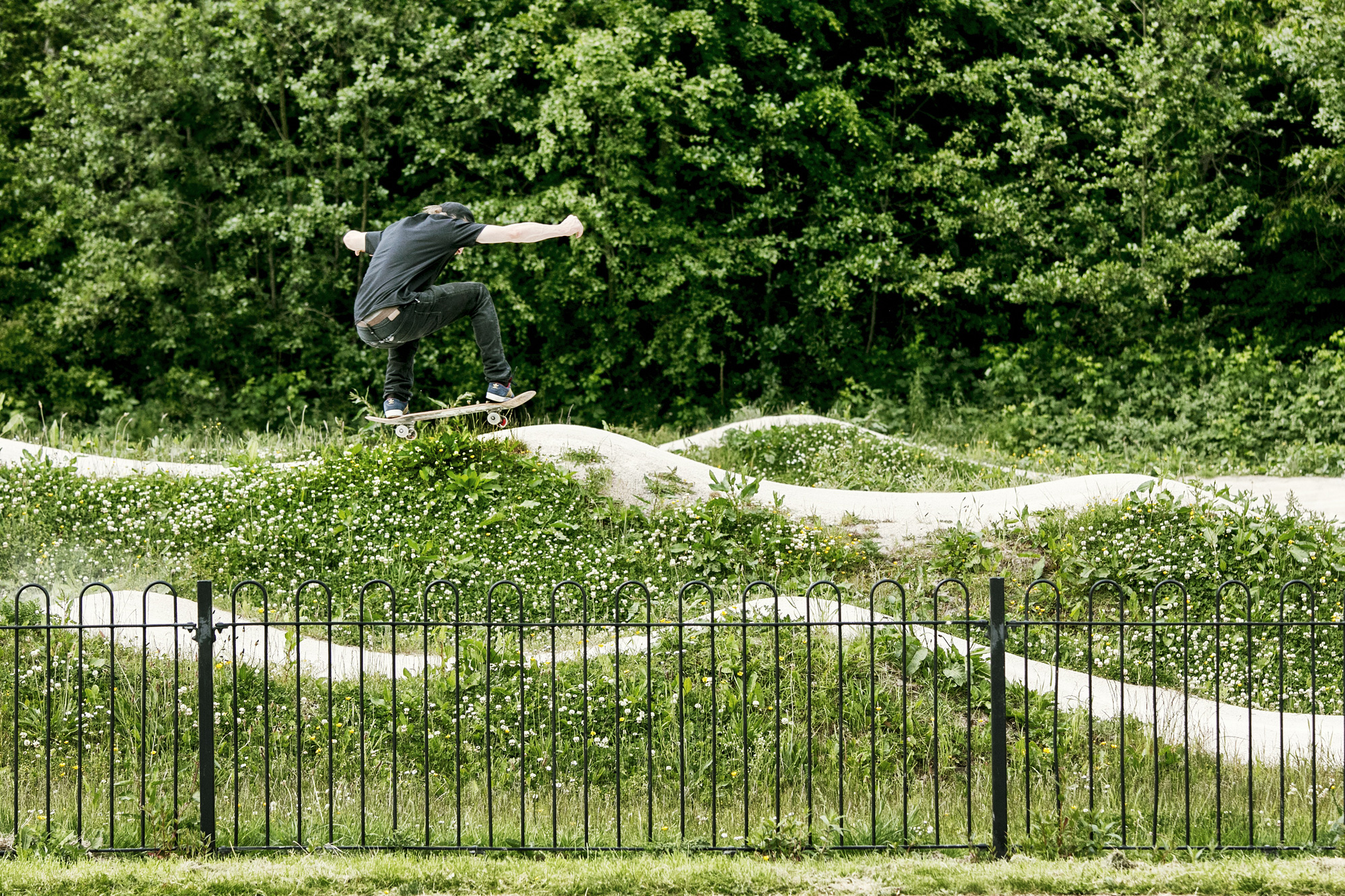 Silas Baxter-Neal, ollie, Manchester, photo: Andrew Horsley