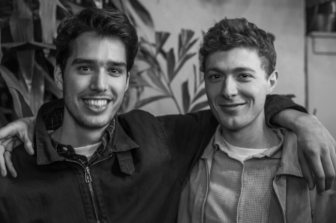 Tom Know & Jacob Harris. photo: Blair Alley